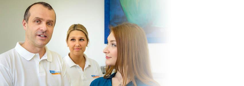 Zahnzentrum Wedding - Telefon (030) 463 49 50