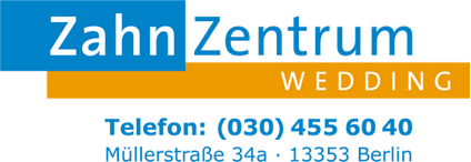 Zahnzentrum Wedding - Telefon 030 463 49 50
